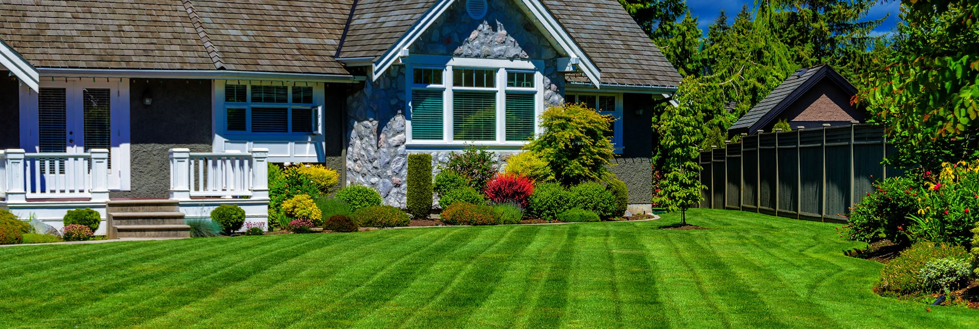 Yard Maintenance Solutions In Pennsylvania Showcase Lawn Works